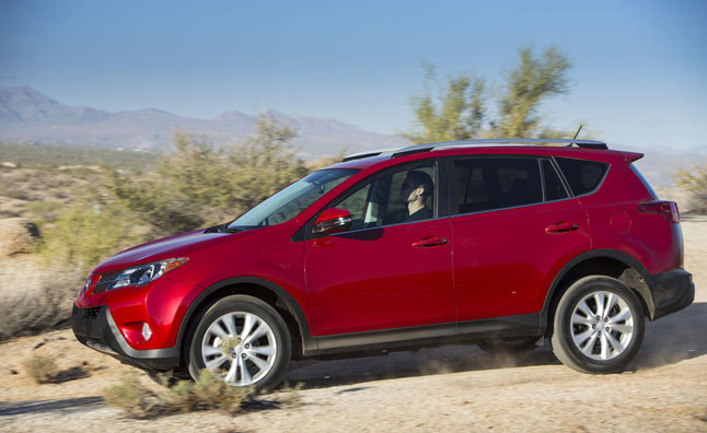 2014 Toyota RAV4 Priced From $24,410