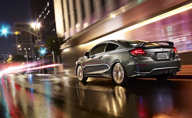 2014 Civic Si Coupe to Debut at 2013 SEMA Show