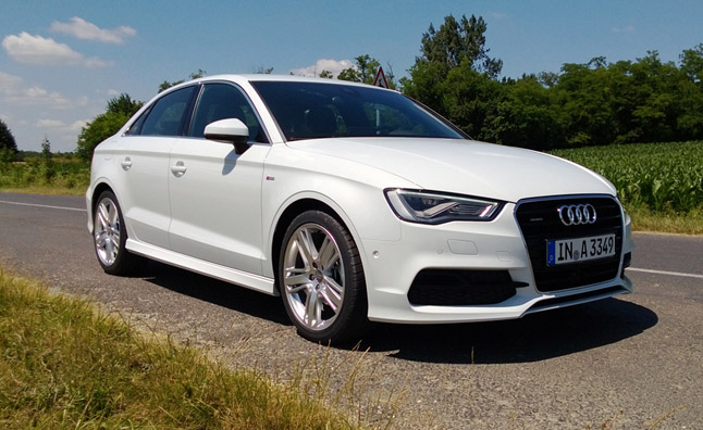 2015 Audi A3 Sedan Pricing Announced, Starts Right Around 30 Grand