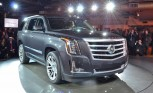 2015 Cadillac Escalade Debut Emphasizes Cabin Quality