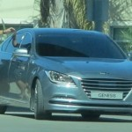 2015 Hyundai Genesis Photos Leaked