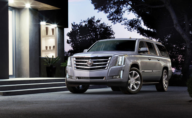 Cadillac Escalade Diesel Under Consideration