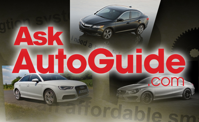Ask AutoGuide No. 23 – Mercedes-Benz CLA vs. Audi A3 Sedan vs. Acura ILX