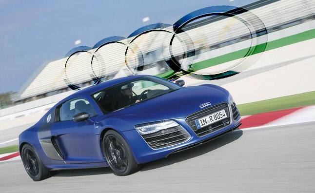 Audi's #WantAnR8 Contest Returns