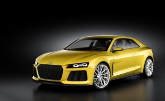 Audi Sport Quattro Concept Makes Video Debut