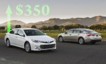 2014 Toyota Avalon Getting Small Price Bump