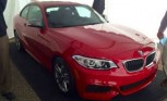 BMW M235i Revealed in Leaked Photos