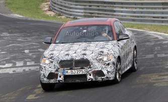 BMW 2 Series Teased, Will Bow October 25
