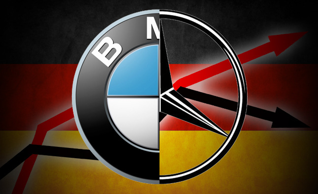 Mercedes-Benz to Top BMW in Sales this Year
