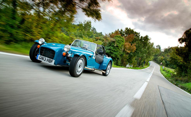 Caterham Releases Specs on New Entry-Level Sports Car