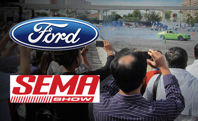 Ford's 2013 SEMA Cars: Mustang Muscle, Pint-Sized Performance