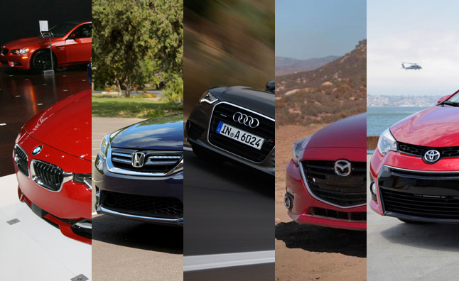 2014 Green Car of the Year Finalists Announced