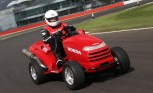 Honda's 'Mean Mower' Making Appearance at SEMA