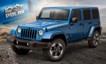Jeep Wrangler Polar Edition Goes on Sale Next Month