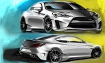 Hyundai, ARK Reveal Legato Concept Before SEMA Show