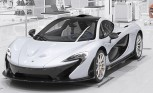 McLaren P1 Performance Specs Officially Confirmed