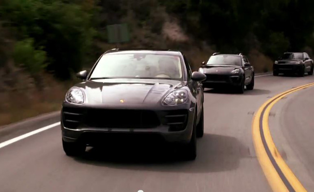 Porsche Macan Undergoing Final Testing – Video