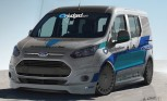 Ford Insists Vans Are Cool, Aims to Prove it at SEMA
