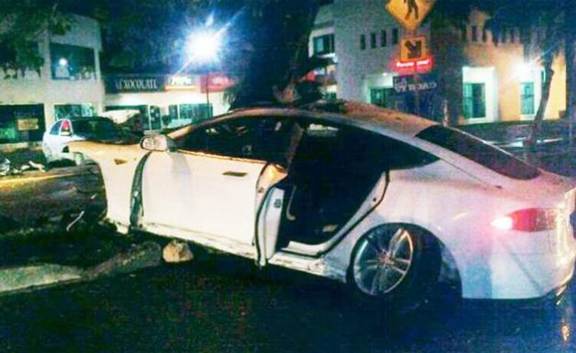 Second Tesla Model S Fire Reported in Mexico