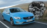 Volvo's Drive-E Engines Delivers the Goods with Low CO2 Emissions