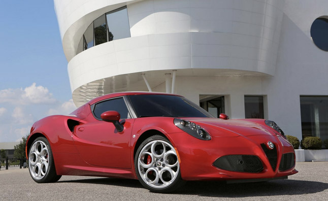 Alfa Romeo 4C Sale in US Jeopardized by Chrysler IPO