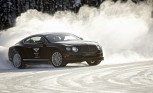 Bentley Power on Ice Driving Experience Dates Announced for 2014