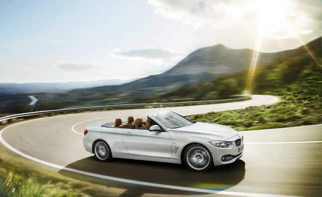 BMW 4 Series Convertible Revealed: LA Auto Show Preview