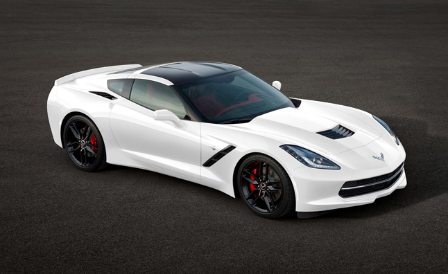 Chevrolet Corvette Stingray in High Demand