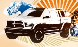 Chrysler Teasing 2013 SEMA Display Vehicles