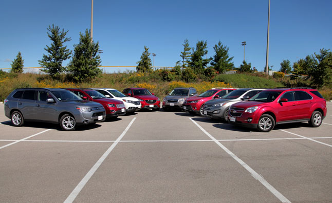 2013-2014 Compact Crossover Shootout