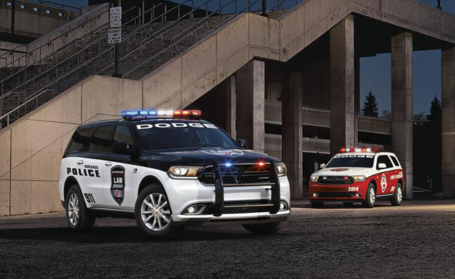 2014 Dodge Durango 'Special Service' Revealed