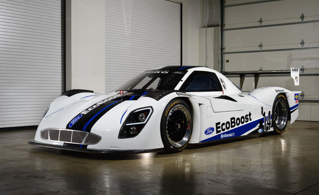 Ford EcoBoost Racing Engine to Debut at Daytona