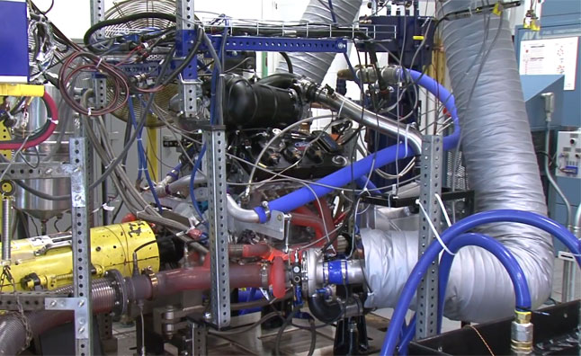 Ford EcoBoost Racing Engine Hits the Dyno – Video