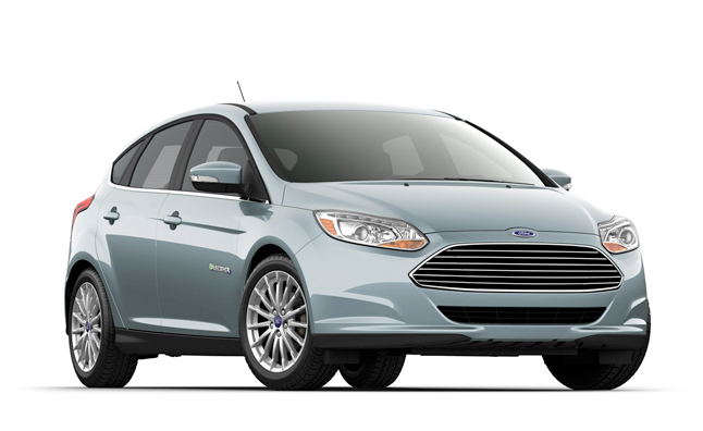 Ford Focus EV, C-Max Hybrids Recalled