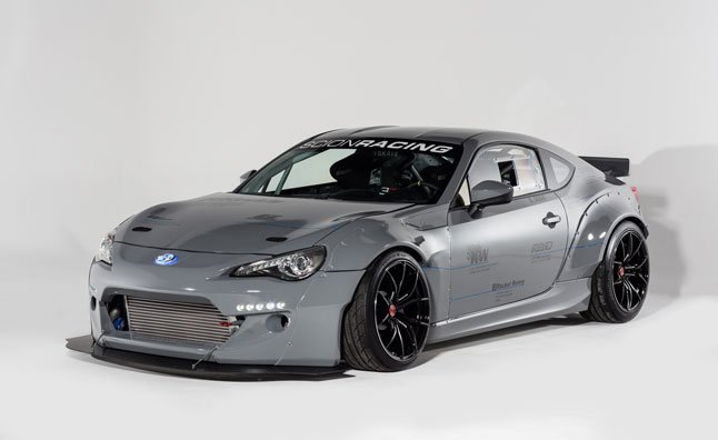 Scion FR-S SEMA Show Concepts Showcase Extreme Style, Performance