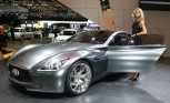 Infiniti Considering Four-Door Coupe Flagship