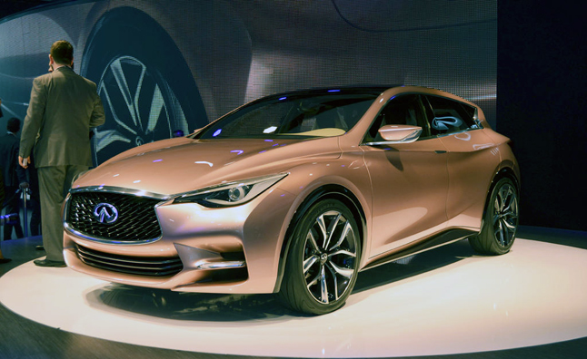 Japan to Get Infiniti Branded Vehicles