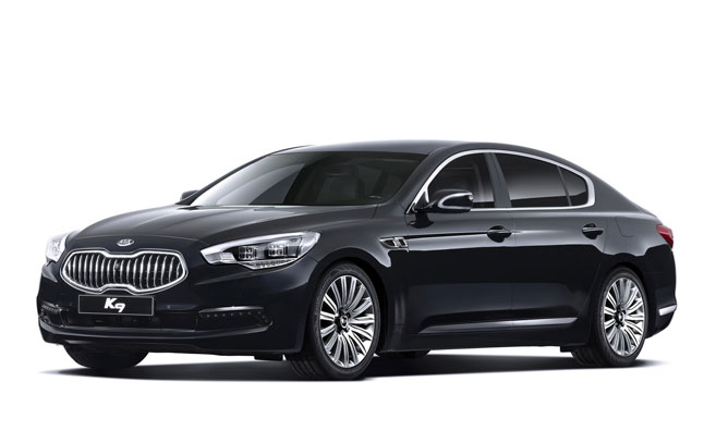 Kia K900 Set to Debut at LA Auto Show