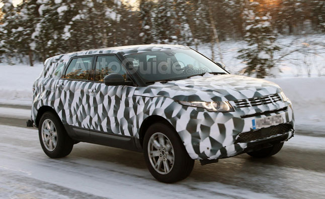 Land Rover Freelander Successor Could be Rebadged