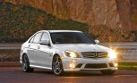 2015 Mercedes C-Class Could Make 500-HP in AMG Trim