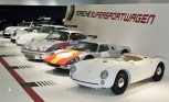 Porsche Celebrates 60 Years of Super Sport Cars with Museum Exhibition