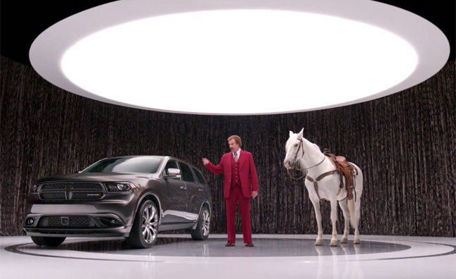 Anchorman Stars in 2014 Dodge Durango Commercials