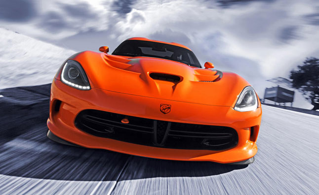 SRT Viper Sales Slump Prompts Production Slowdown