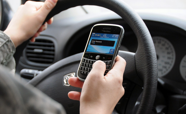 New York Adding Special 'Texting Zones' to Highways