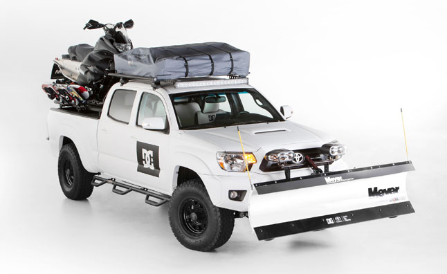 Toyota's SEMA-Bound Tacoma, RAV4 Show Off Endless Possibilities