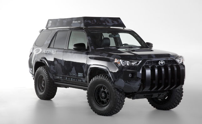 2013 Toyota Dream Build Projects Revealed Before SEMA