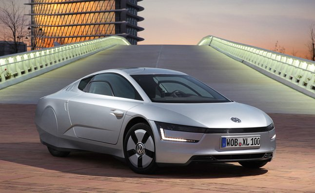 261-MPG Volkswagen XL1 Makes US Debut in Chattanooga