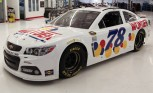 "Kurt Busch to Drive Wonder Bread ""Ricky Bobby"" Car at Talladega"