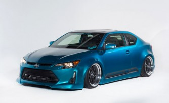 Scion Tuner Challenge tCs Unveiled Ahead of SEMA