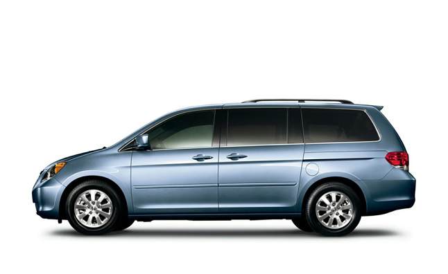 Honda Odyssey Recalled for Unexpected Braking
